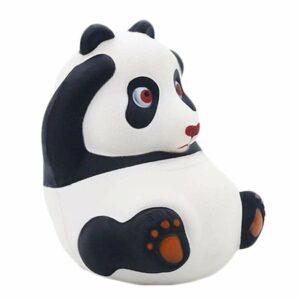 squishy panda kawaii vu de profil