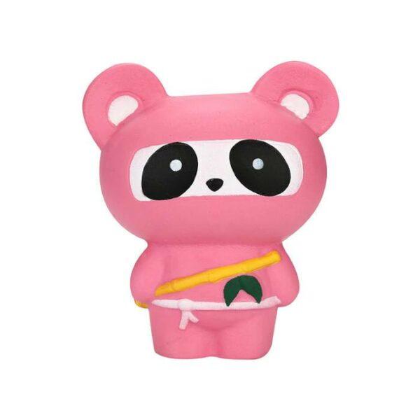 squishy panda ninja rose
