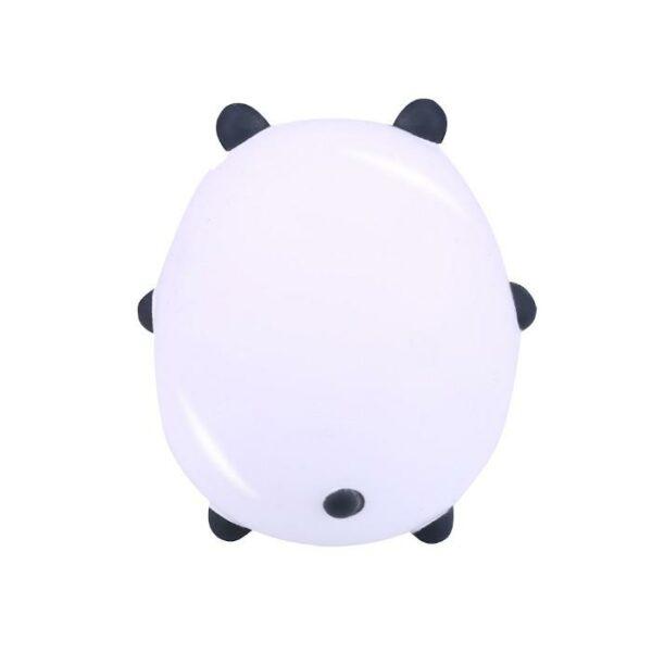 squishy panda rond vu de derriere