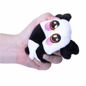 Squeezamals panda dans la main