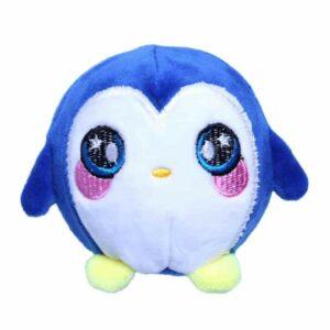 Squeezamals pingouin bleu