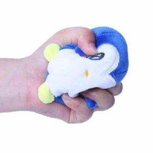 Squeezamals pingouin dans la main