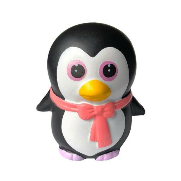squishy pingouin kawaii