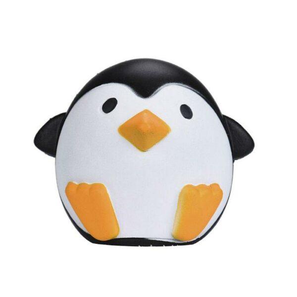 squishy pingouin rond