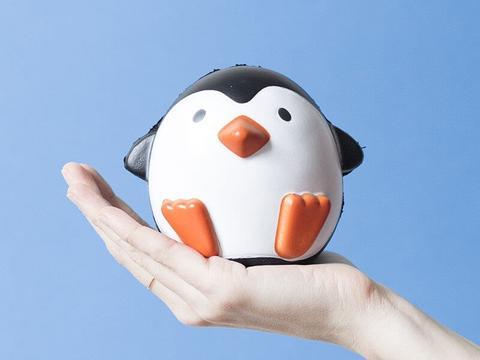 squishy pingouin