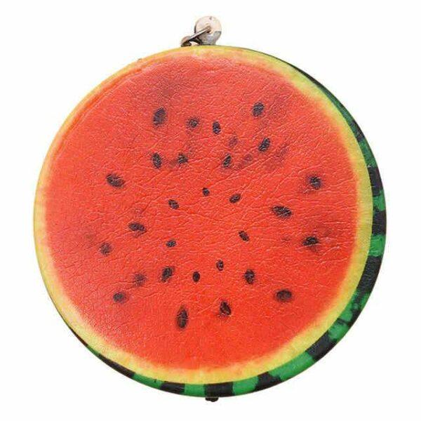 squishy tranche de fruit pastèque