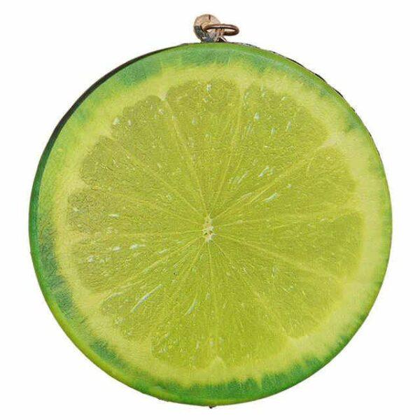 squishy tranche de fruit citron vert