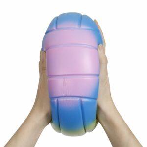 squishy géant volleyball écrasé
