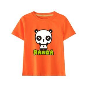 t shirt kawaii koala orange